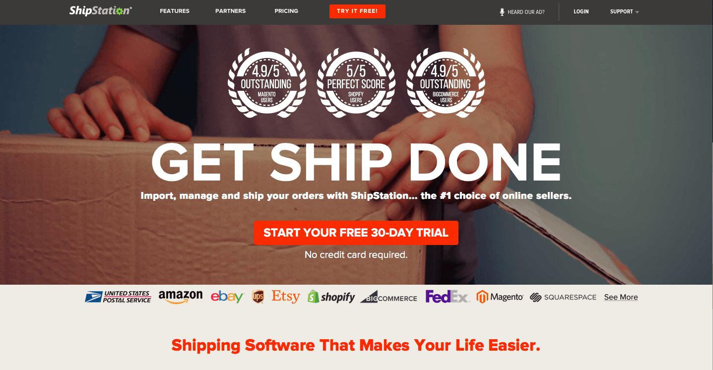 ShipStation BigCommerce App