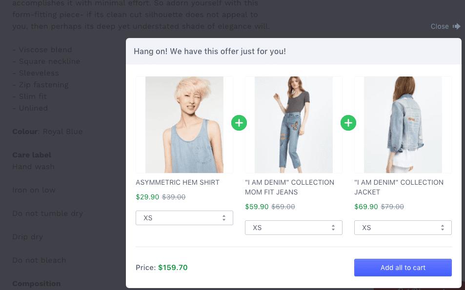 Boost Sales BigCommerce App