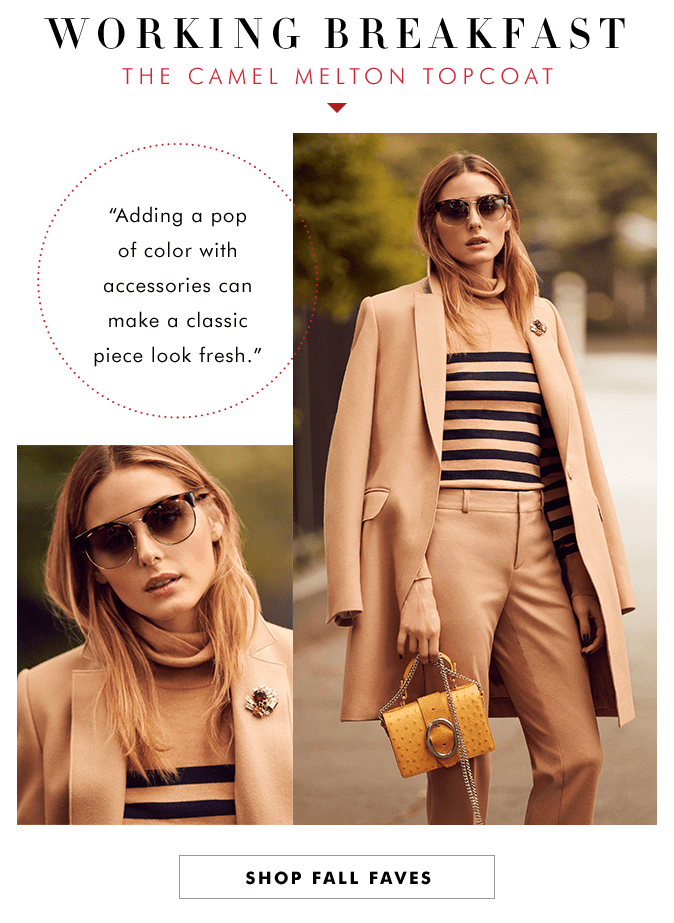 Banana Republic Fashion Style Tips Email
