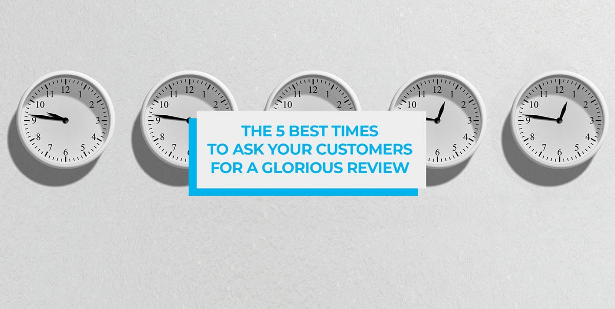 Ask Your Customers for A Review