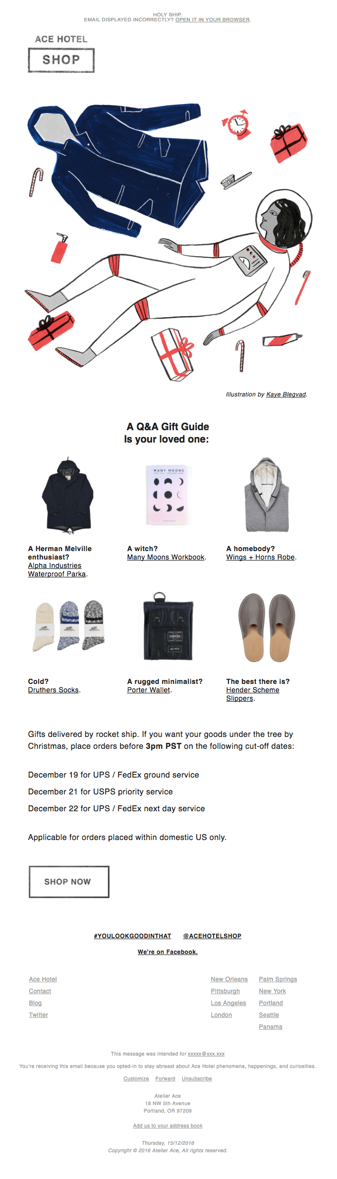 ace hotel email