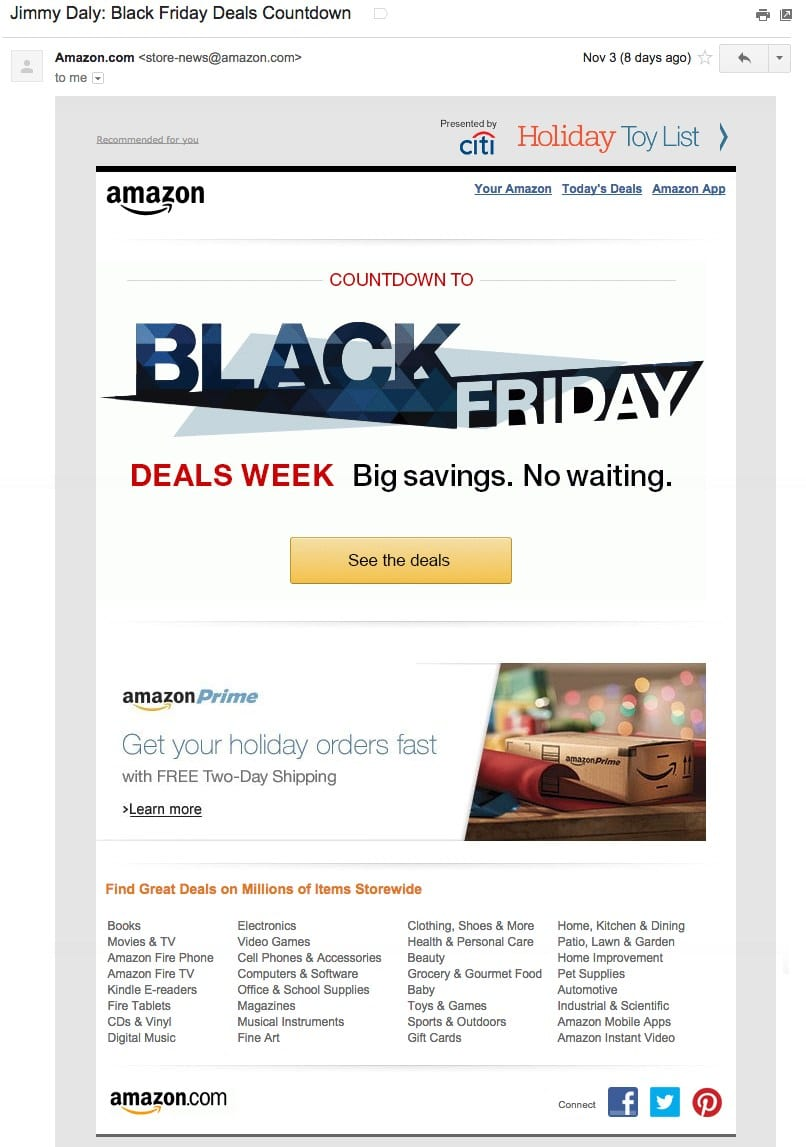 ee10a71b8 The 2017 Guide to Black Friday E-Commerce Email Marketing | SmartrMail