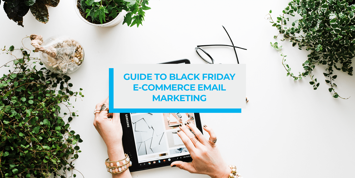black friday email marketing guide header