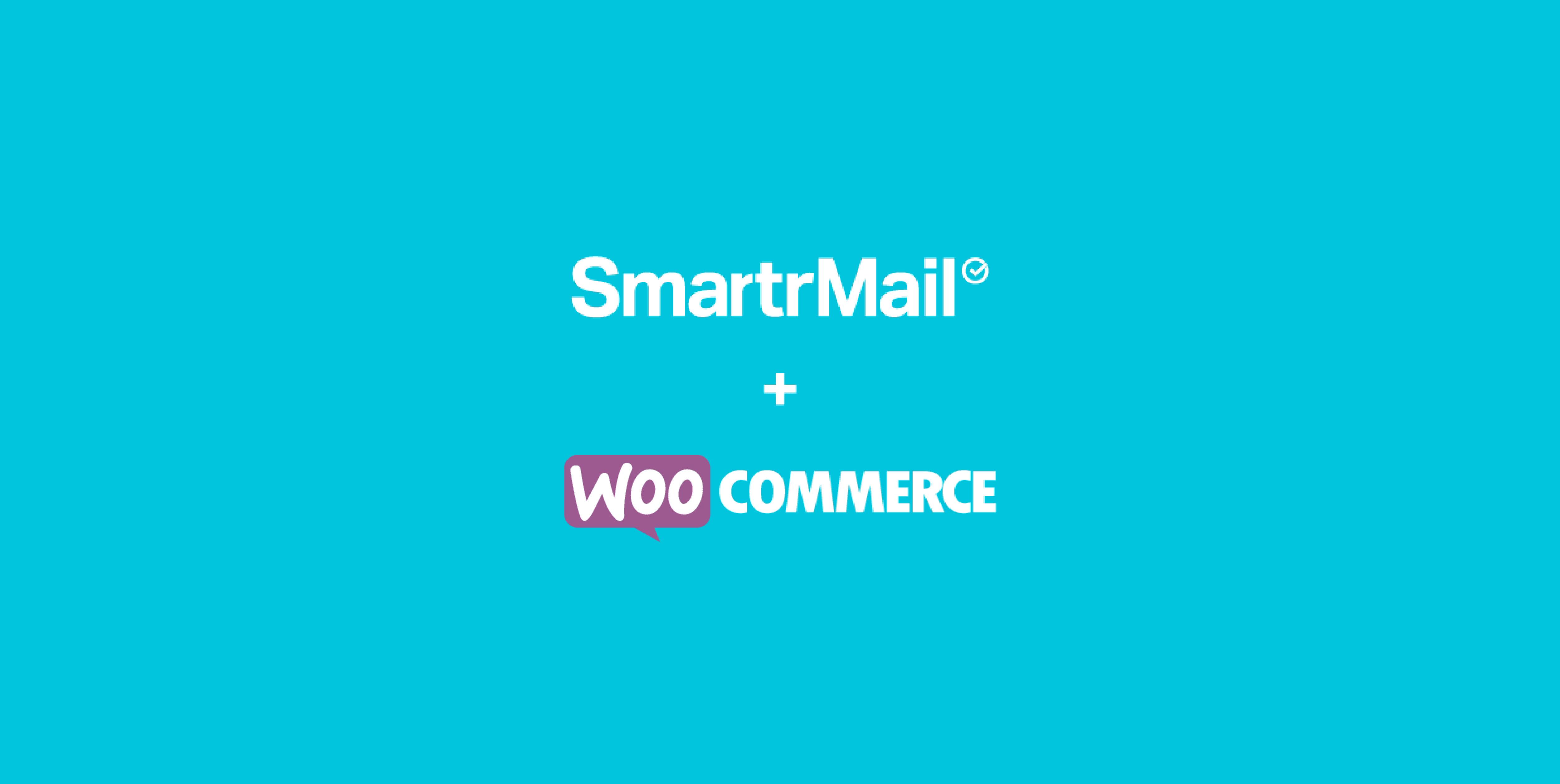 SmartrMail+WooCommerce Header