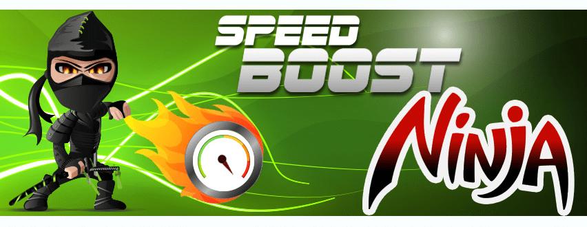 SpeedBoost Ninja