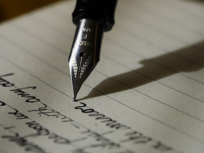 changing the writing perspective - email testing ideas