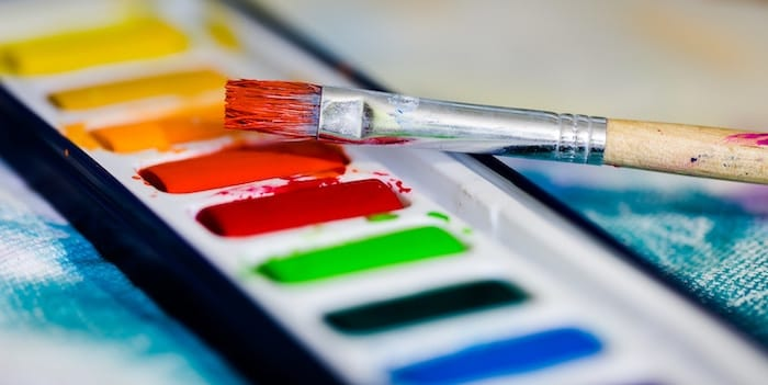 color scheme - email testing ideas