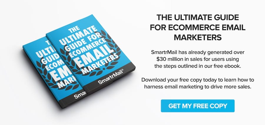 SmartrMail Free Email Marketing for Ecommerce Stores Ebook