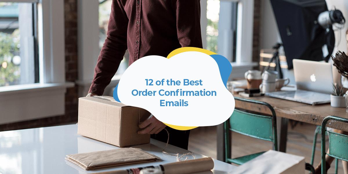 order confirmation emails header image