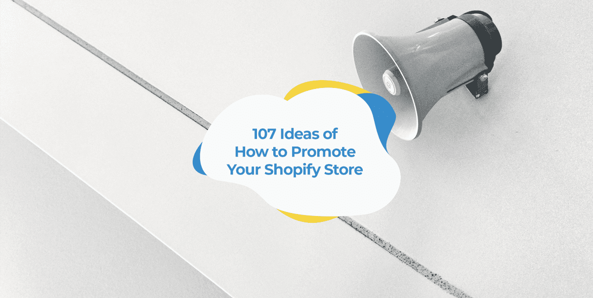 how to promote your shopify store for free