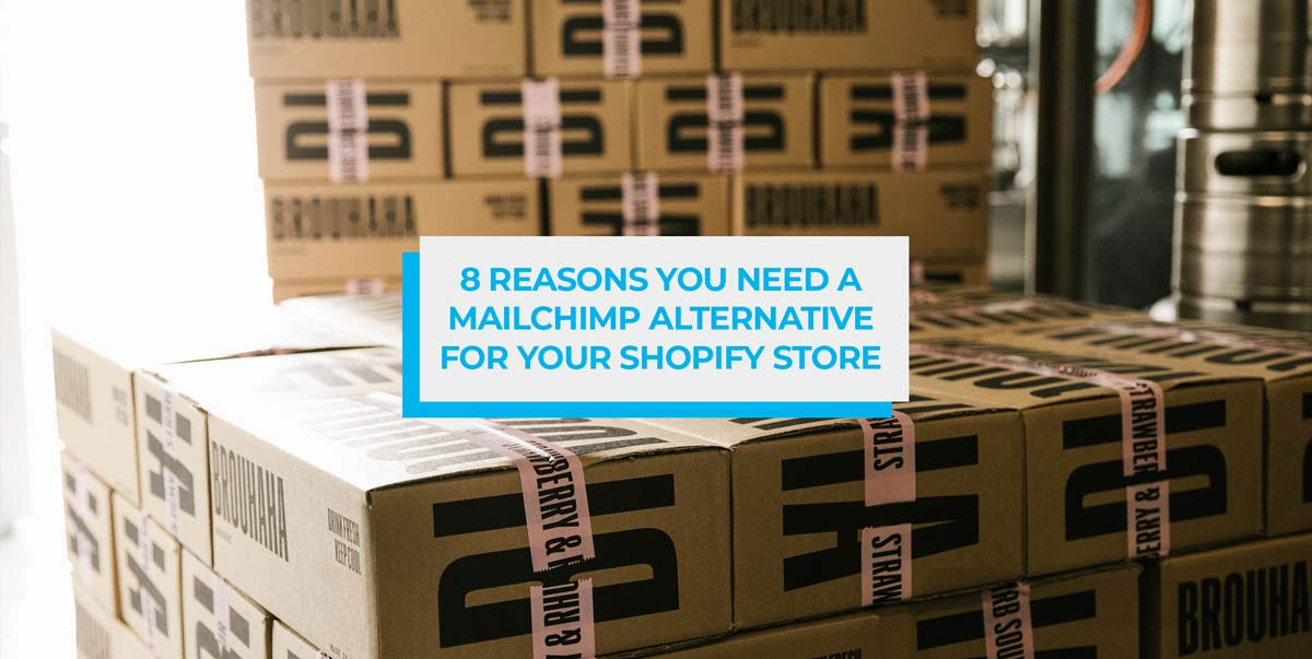SmartrMail: the mailchimp alternative for ecommerce stores