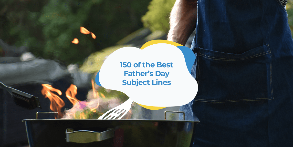 Father's Day Subject Lines Header Image