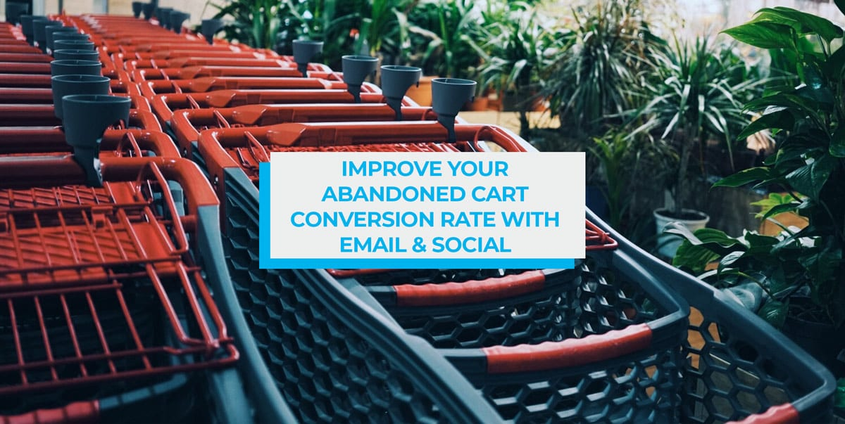 abandoned cart conversion rate header image