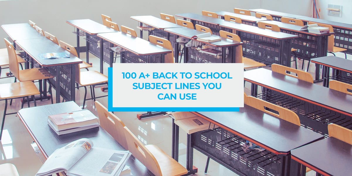 back to school email subject lines