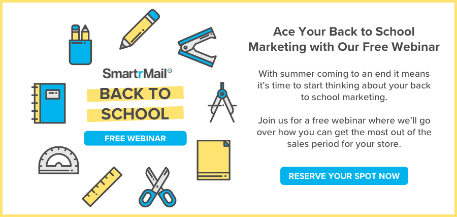 free back to school marketing webinar