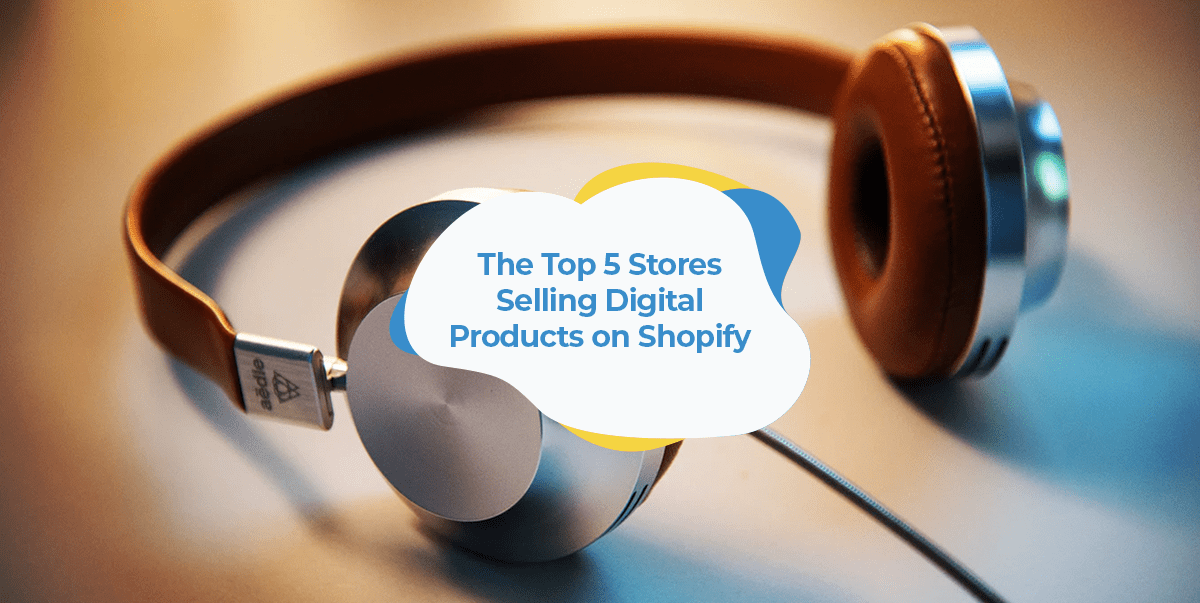 selling digital products on shopify header image