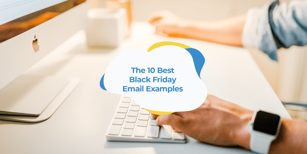 exmaples of black friday emails