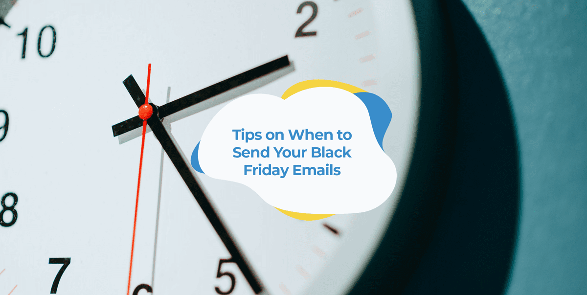 best time to send black friday emails
