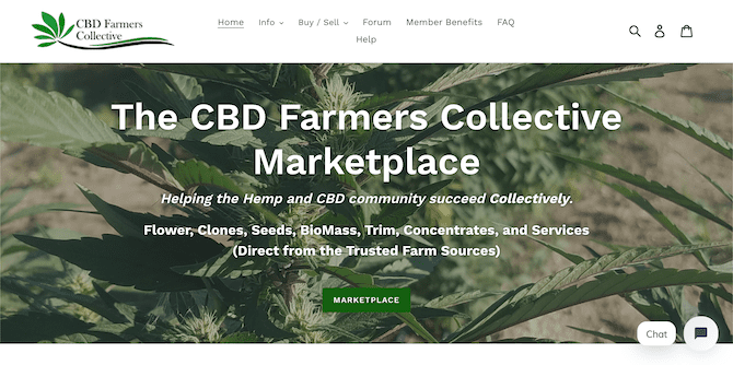 cbd farmer's collective