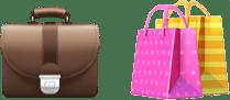 b2b vs b2c emoji