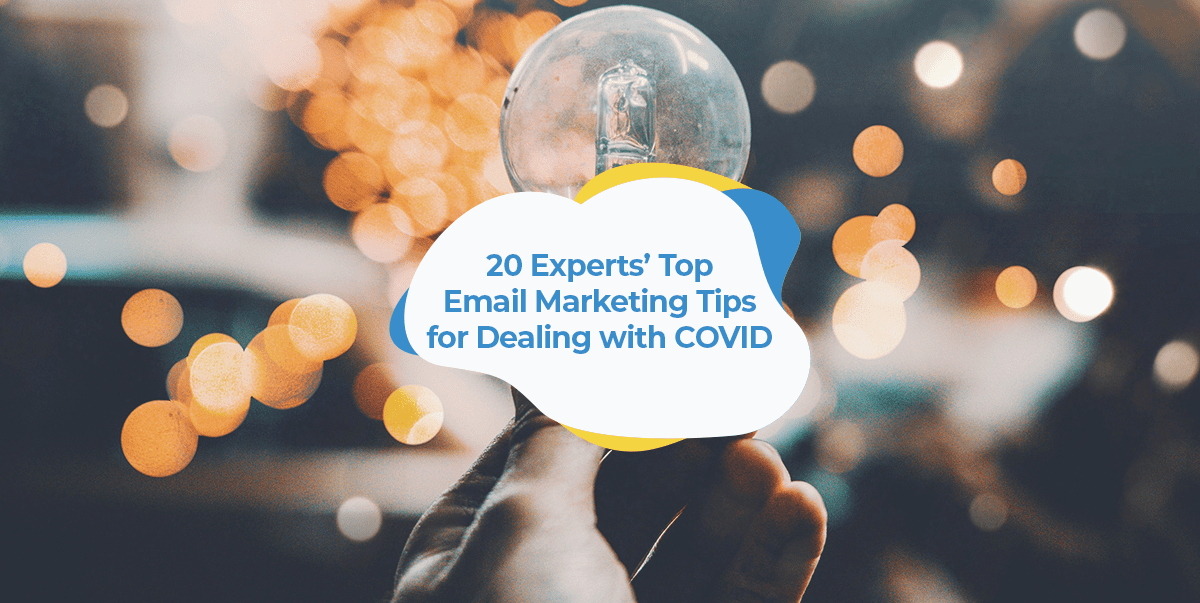 covid email marketing round up post