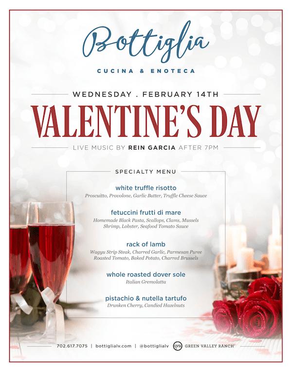 restaurant valentines email