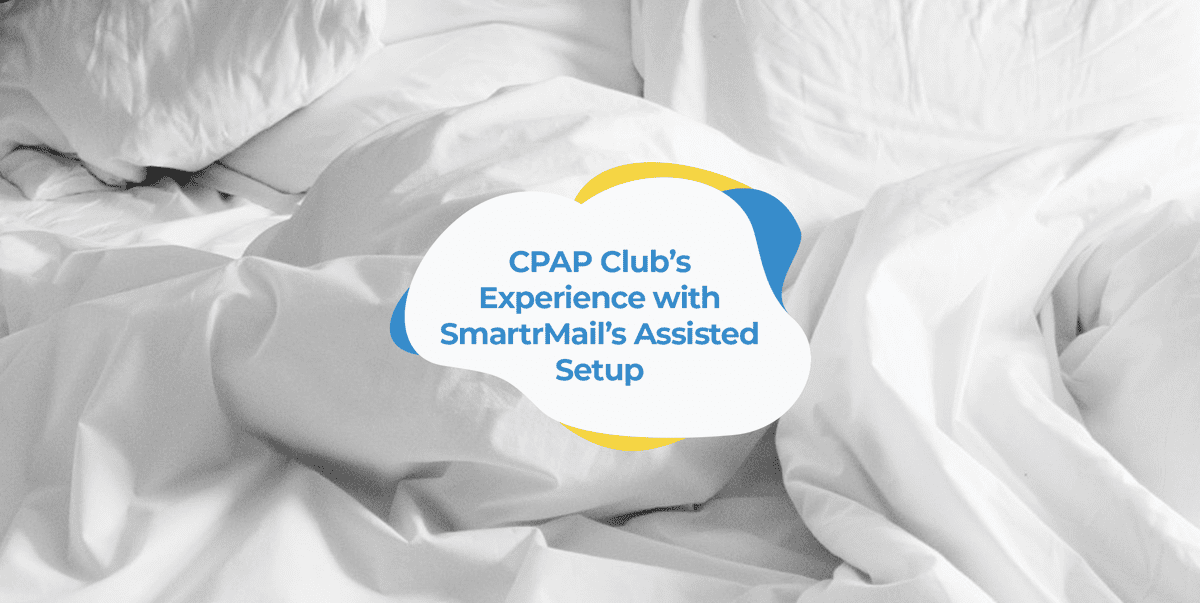 cpap club assisted setup case study
