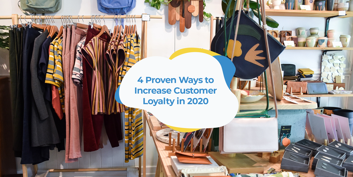 increasing customer loyalty
