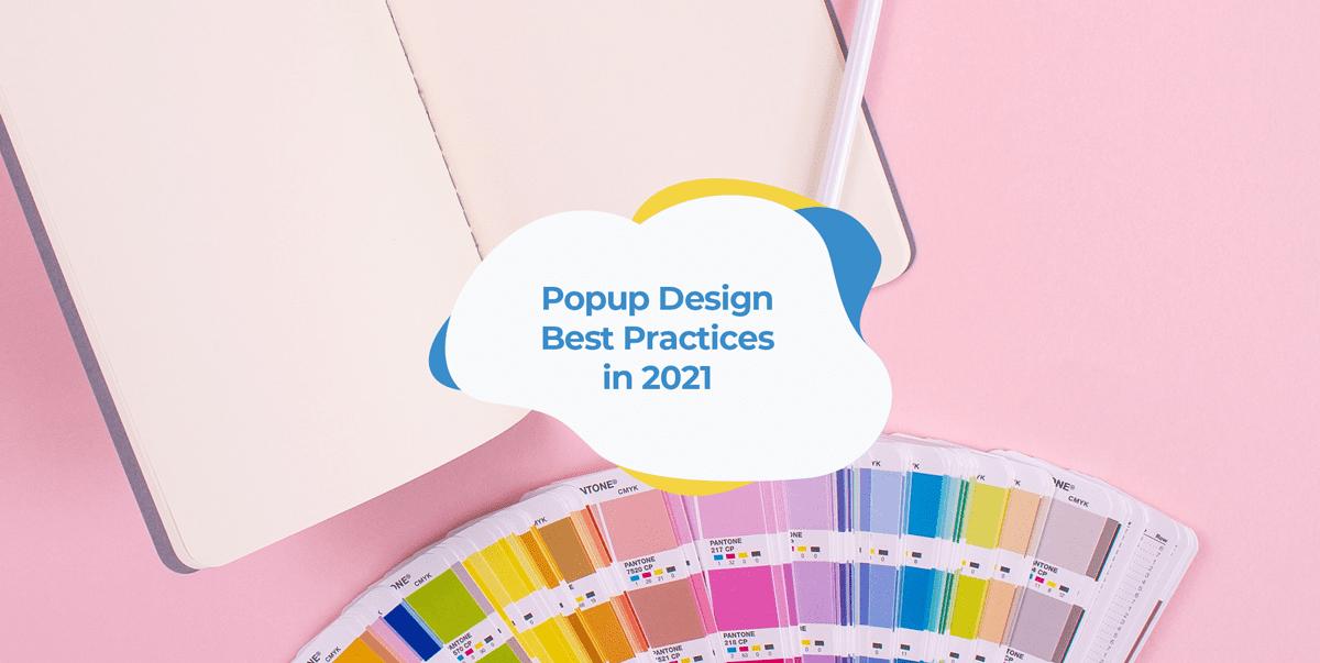 popup design
