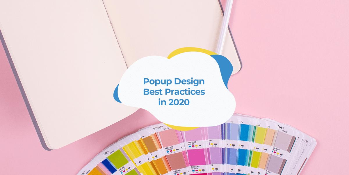 popup design header image