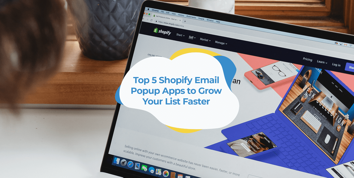 shopify email pop up app