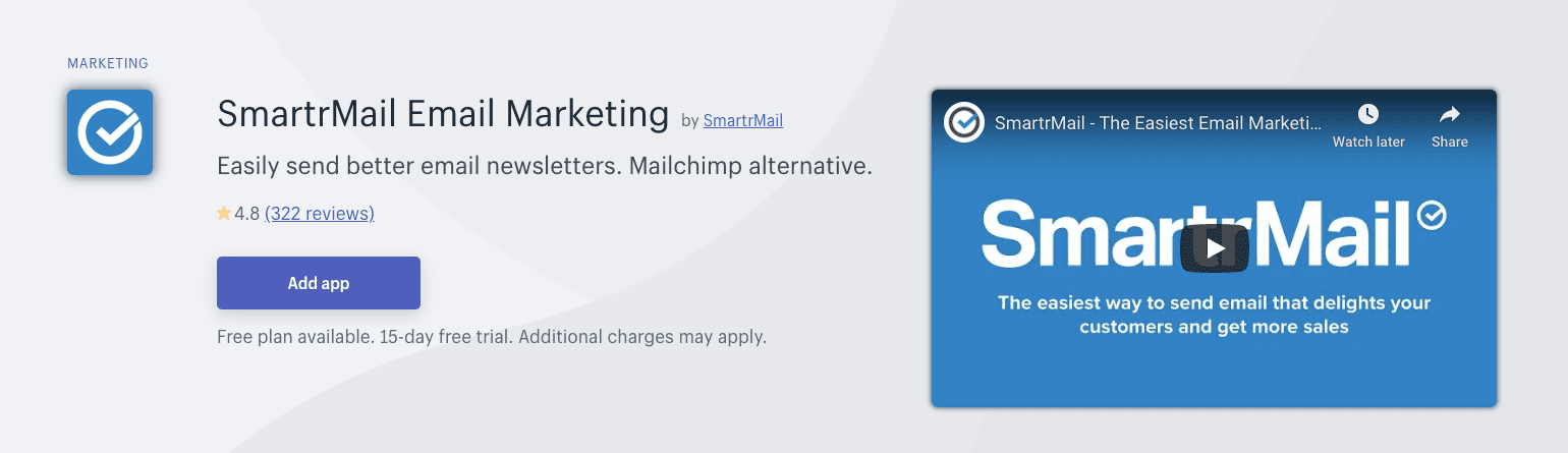 smartrmail email pop up app