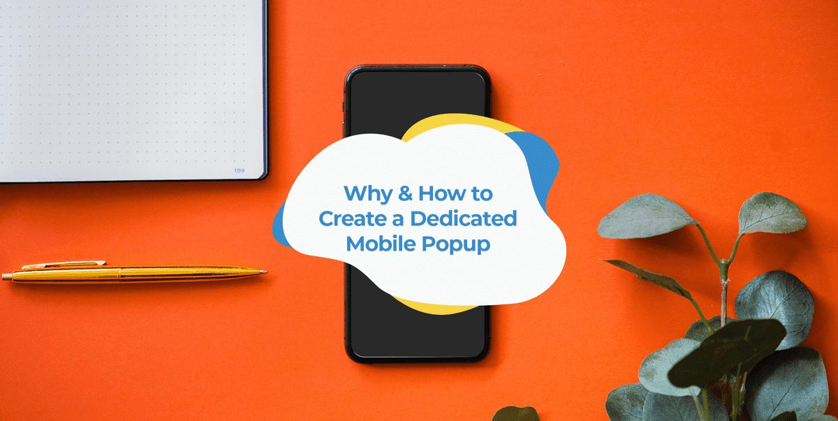 mobile popups