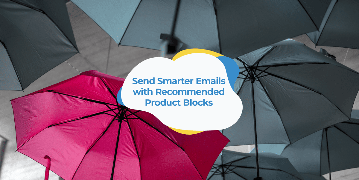 recommended product blocks