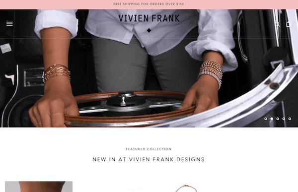 vivian frank