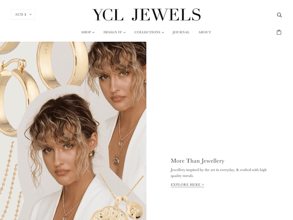 ycl jewels store on shopify