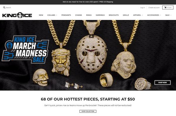 king ice jewellery