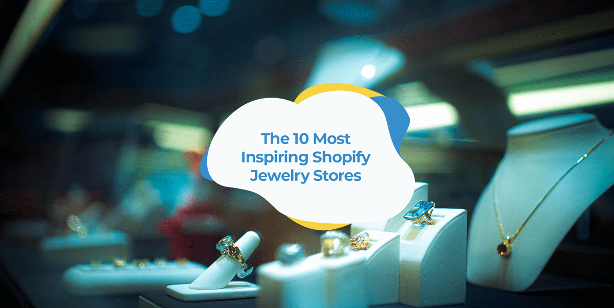 shopify jewelry stores header image