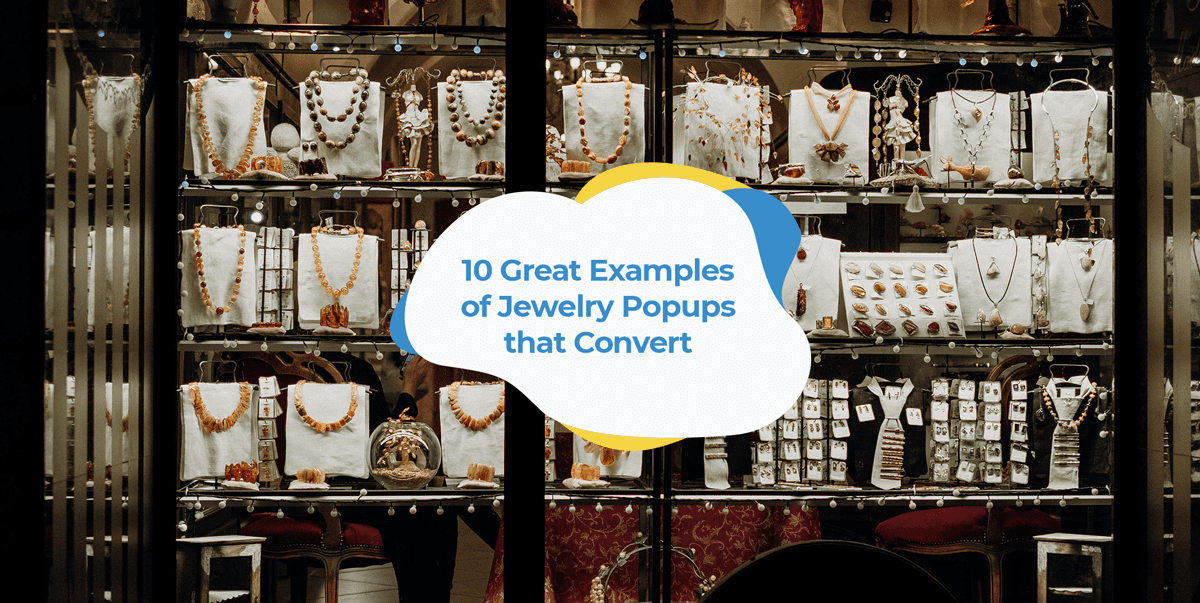 examples of jewelry store popups header image