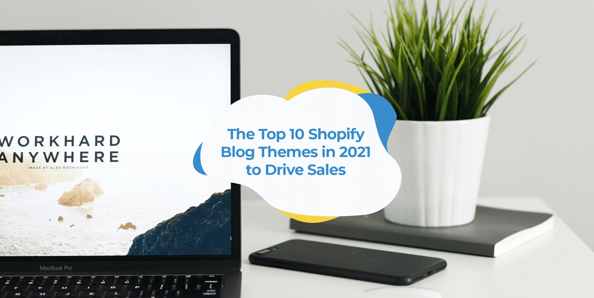 header image for shopify blog themes