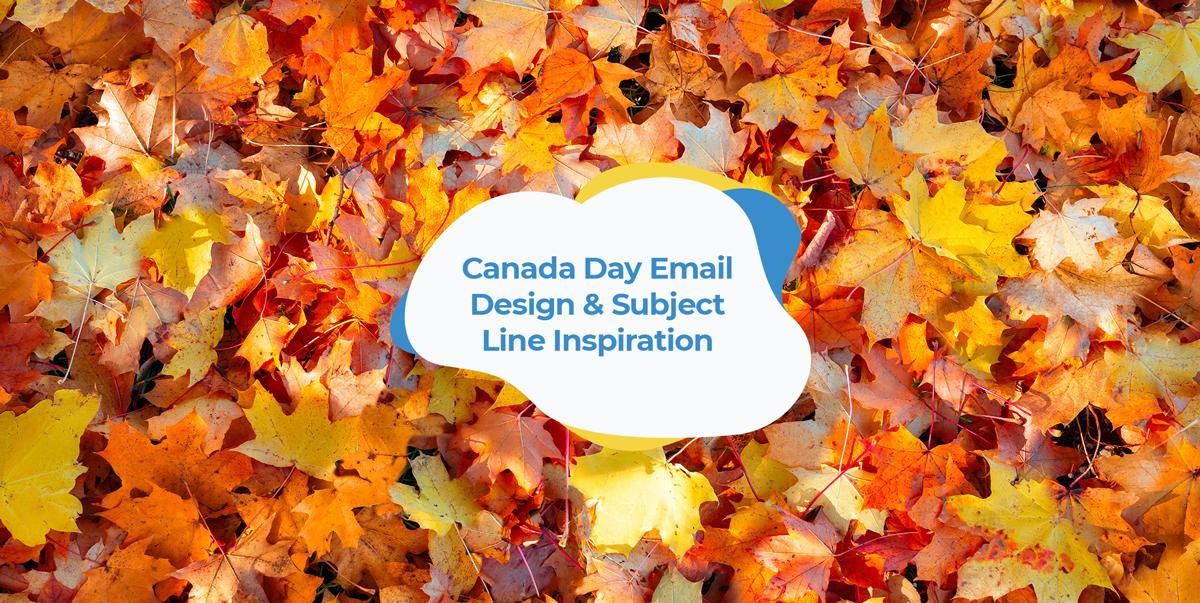 canada day header image