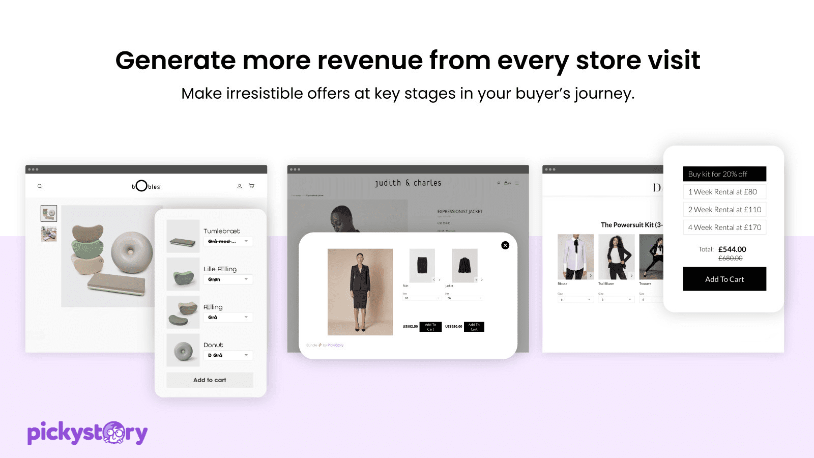 pickstory shopify app