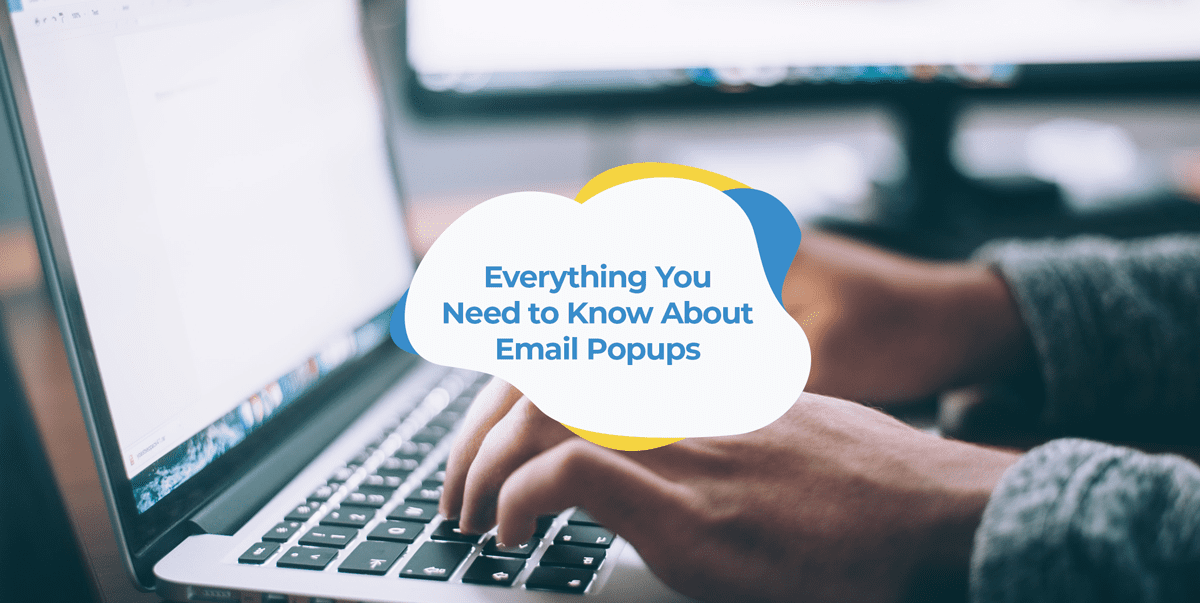 email popups