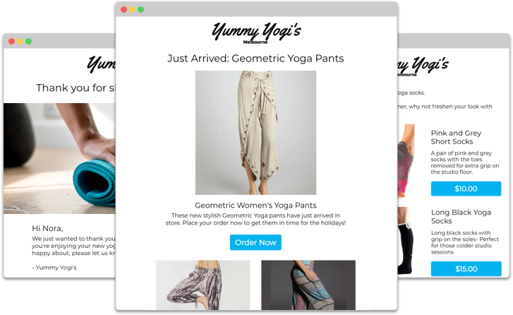 Email Template Examples for WooCommerce Stores